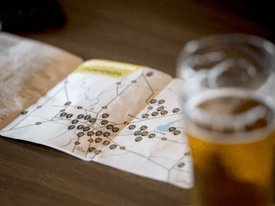 Beer enthusiast is first to visit all 52 breweries listed in passport