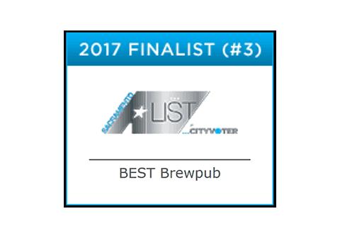 Best Brewpub: Finalist
