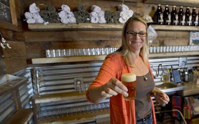 'Like the little engine that could,' Lincoln brewery on goat farm wins national honor