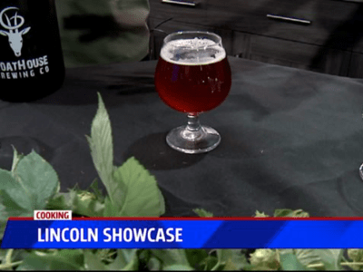 Beer Tasting Previewing Lincoln Showcase