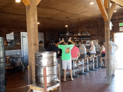 GoatHouse Brewing stands out along Placer County Wine Trail