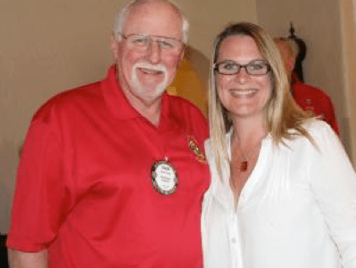 GoatHouse Brewing Company owner speaks to Rotarians