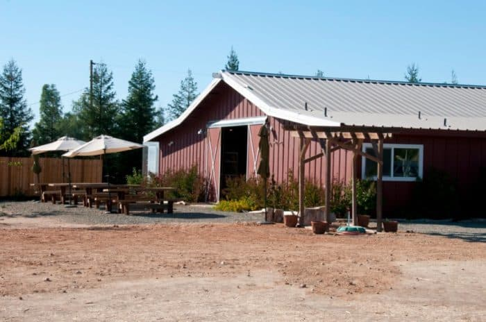 This Little Brewhouse In Northern California Is Located On An Actual Goat Farm