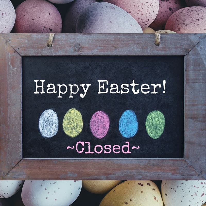 close Easter